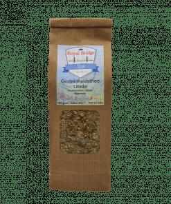 Gezondheidsthee libido is een kruidenthee die gebruik maakt van natuurlijke producten die behulpzaam kunnen zijn voor de stimulering van uw libido of kunnen helpen bij een gebrek aan geslachtsdrift.