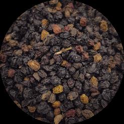 Vlierbessen (biologische kwaliteit) De anthocyaninen die in vlierbessen voorkomen bevatten sterke antioxidanten. Deze zijn krachtiger dan die in vitamine C en E. Deze zijn belangrijk voor het immuunsysteem.