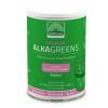 Collagen AlkaGreens Powder is samengesteld uit o.a. Peptan® Fish Collagen peptides, Kiemgrassen en andere ingrediënten. Bevat geen gluten.