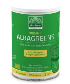 Organic AlkaGreens Powder