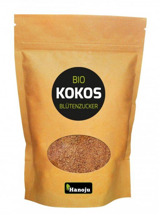 BIO kokosbloesem suiker 250 gram 100% Biologische Kokosbloesemsuiker uit gecontroleerde biologische teelt