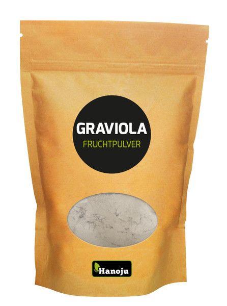 BIO Graviola Zuurzak vruchten poeder 500 gram