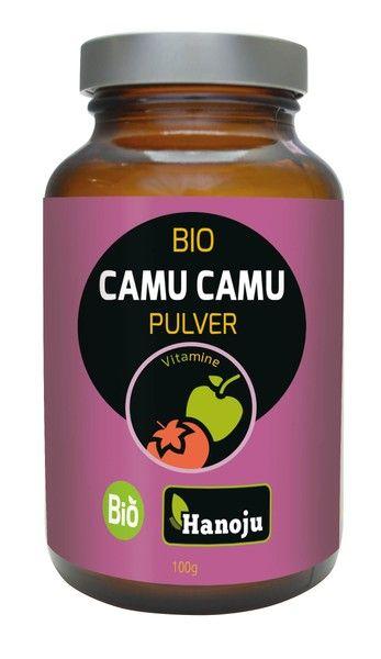 Biologische Camu Camu poeder 100 gram Camu Camu poeder, ideaal voor het maken van healthy smoothies