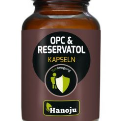OPC Resveratrol Biologisch Camu Camu 90 capsules 500 mg