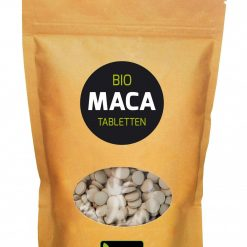 BIO Maca 4:1 extract 500 mg 2000 tabletten. voor langer uithoudingsvermogen en tegen krachtverlies. 100% natuurlijk en gezond