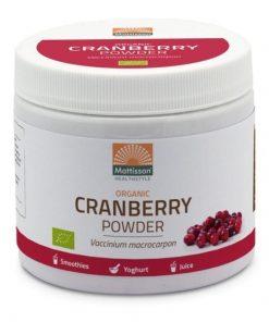 Cranberry Poeder