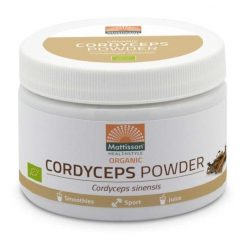 Absolute Cordyceps Powder Biologisch