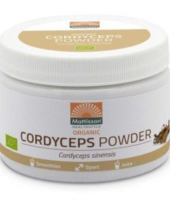Absolute Cordyceps Powder Biologisch