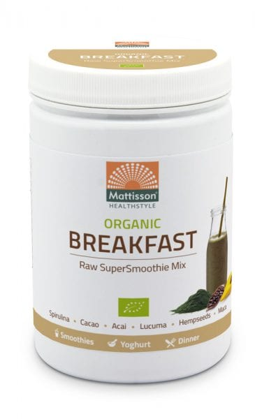 Absolute Supersmoothie Breakfast Bio