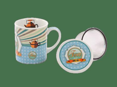 kruidenthee mok teapot