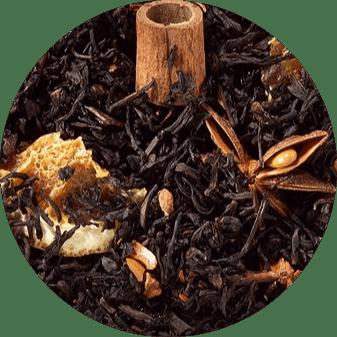 Zwarte thee sinaasappel kaneel we hebben deze thee melange heerlijk traditioneel gehouden. Het is een klassieke zwarte thee gecombineerd met favoriete ingrediënten die een gemoedelijke smaak vormen. Kaneel prikkelt onze smaakpapillen, in combinatie met verfrissende sinaasappels.