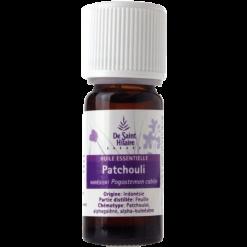 Patchouli olie biologisch werkt kalmerend, versterkend, bevorderlijk voor de celgroei, ontstekingsremmend en zenuwstillend. Is cel herstellend en werkt bij eczeem. - Kalmerend - Versterkend - Ontstekingsremmend - Zenuwstillend Verpakt per 10 ml