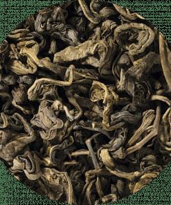 Groene thee Ceylon Special Melfort. Een verrassende frisse en fruitige groene thee voor de liefhebber.