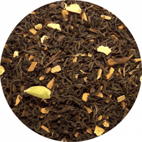 Bengaals vuur Een heerlijke Chai thee
