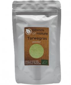 Brands of Nature Tarwegras poeder BIO