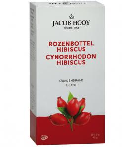 jacob hooy rozenbottel kruidenthee