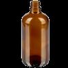 Amber fles voor etherische olie 18mm