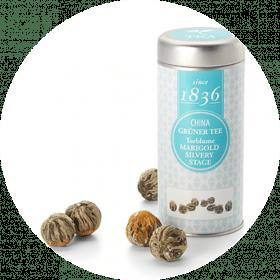 Theebloemen groene thee goudsbloem 10 stuks